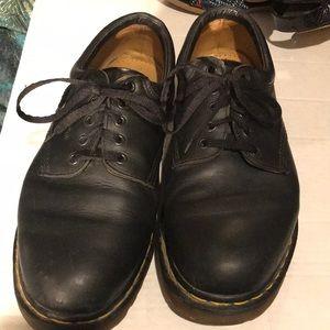 Dr Marten Black Loafer 8053 Sz 13